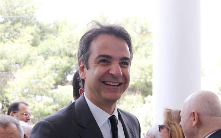 Ο Κυριάκος Μητσοτάκης είναι ο νέος πρόεδρος της Νέας Δημοκρατίας