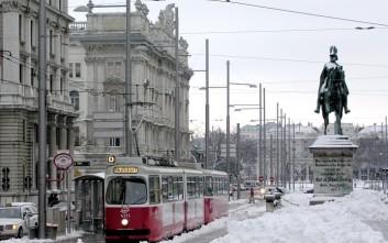 Δέκα κορυφαίες πόλεις για ένα χειμερινό διάλειμμα