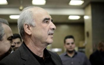 Ο Μεϊμαράκης ανέλαβε να ελέγξει δύο εκθέσεις του Ευρωκοινοβουλίου