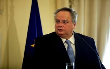 Κοτζιάς: Σταθερά προσηλωμένη στο όραμα της Ευρώπης η Ελλάδα