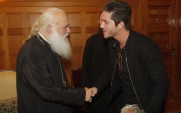 Τι δουλειά είχε ο Νίκος Οικονομόπουλος στον Αρχιεπίσκοπο;