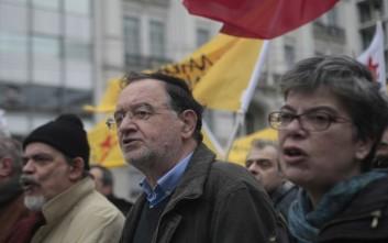 Ένα κίνημα «κίτρινων γιλέκων» με ελληνική σφραγίδα θέλει ο Λαφαζάνης