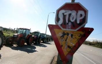 Κλείνουν τις Αφίδνες για δύο ώρες οι αγρότες