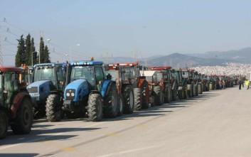 Στις 4.00 θα ανοίξουν οι αγρότες την εθνική οδό στα διόδια Νεστάνης