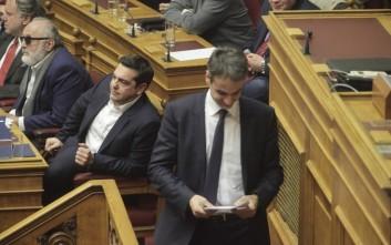 Σκληρό ροκ και μετωπική σύγκρουση εφ' όλης της ύλης στη Βουλή