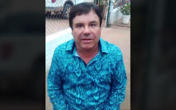 Όσα είπε ο βαρόνος των ναρκωτικών «Ελ Τσάπο» στον Σον Πεν