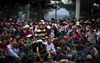 Το μυστικό σχέδιο της Κομισιόν για τη Σένγκεν και τη μετατροπή της Ελλάδας σε αποθήκη ψυχών