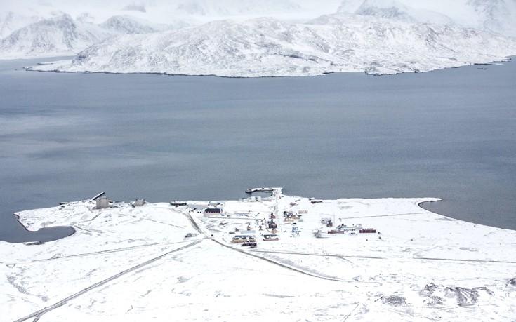 Τα παγωμένα νησιά που κάνουν στροφή στην οικονομία τους