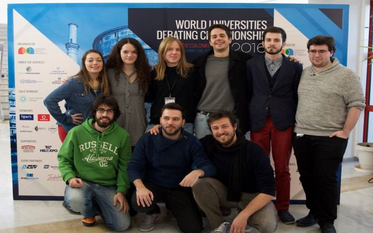 Greek+teams+at+WUDC+2016