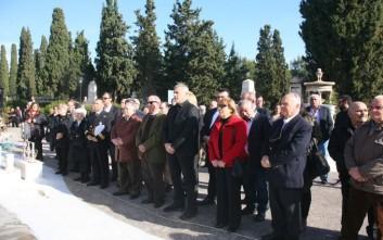 Ο Πειραιάς τίμησε τα θύματα του βομβαρδισμού του 1944