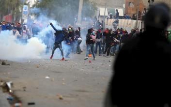 «Πόλεμος» στην Τυνησία σε διαδηλώσεις για την ανεργία