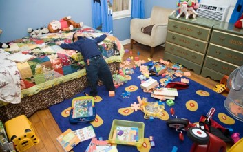 Τι να κάνετε όταν το παιδί είναι ακατάστατο