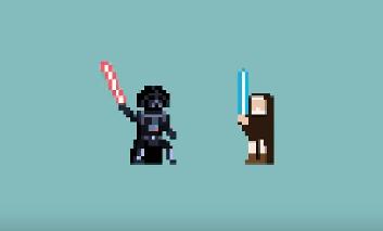 Οι θάνατοι του Star Wars σε 8bit
