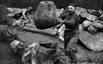 Εκεί όπου «πέθαναν» δεκάδες αγάλματα κατά τον Β' Παγκόσμιο Πόλεμο
