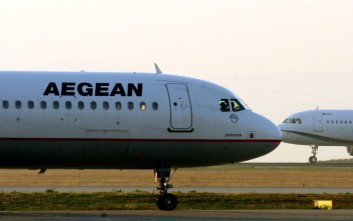 Ματαιώσεις και τροποποιήσεις πτήσεων σήμερα από Aegean και Olympic Air