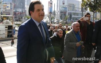 Γεωργιάδης: Μέρα χαράς αλλά όχι πανηγυρισμών