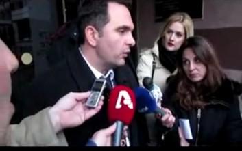 Προφυλακίστηκε ο συζυγοκτόνος στο Βελβεντό
