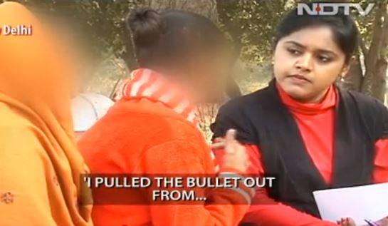 Τη βίασαν αλλεπάλληλα, την πυροβόλησαν, την πέταξαν σε ένα πηγάδι και όμως επιβίωσε