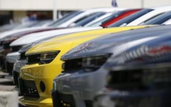 Μειωμένες τον Ιούλιο οι πωλήσεις αυτοκινήτων στη δυτική Ευρώπη