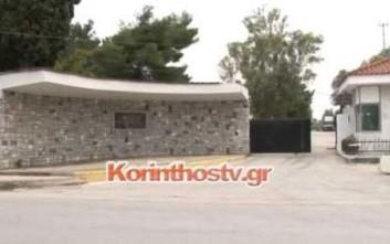 Εξέγερση μεταναστών στο κέντρο κράτησης Κορίνθου