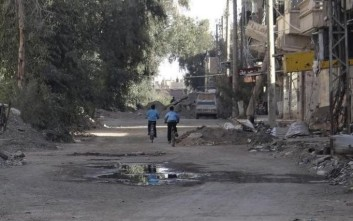 ΗΠΑ και Ρωσία εντείνουν τις προσπάθειες για τήρηση της εκεχειρίας στη Συρία