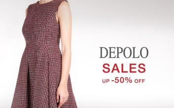 a9756f88b6 Μεγάλες εκπτώσεις ως και 50% στα καταστήματα Depolo! – Newsbeast