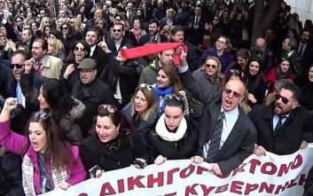 Διήμερη αποχή όλων των Δικηγόρων από τα καθήκοντά τους στις 17 και 18 Μαΐου
