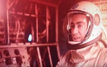 Ο Διονύσης Σχοινάς… αστροναύτης