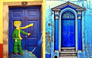 Υπέροχες πόρτες πραγματικά έργα τέχνης