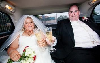 Το ζευγάρι που έχασε... 152 κιλά