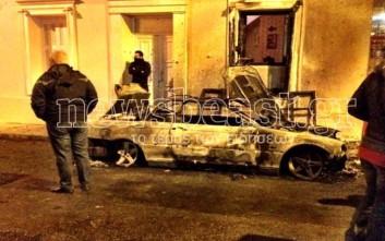 Επίθεση με μολότοφ στο σπίτι του Φλαμπουράρη