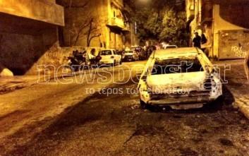 Καταδρομική επίθεση με δέκα μολότοφ στο σπίτι του Φλαμπουράρη