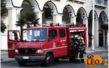 Πυρκαγιά σε Κολλέγιο στη Θεσσαλονίκη