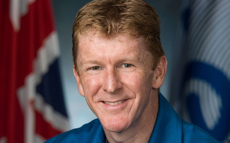 Αυτός είναι ο πρώτος Βρετανός που «περπάτησε» στο διάστημα