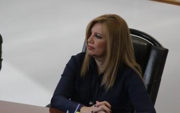 Εξεταστική για την οικονομία ζητά από τους πολιτικούς αρχηγούς η Γεννηματά