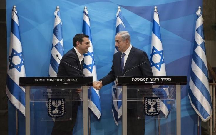 Στο Ισραήλ με το μισό υπουργικό ο Τσίπρας για ενέργεια και ασφάλεια