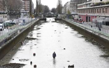 Τι μπορεί να κρύβει ένα 200 ετών κανάλι του Παρισιού