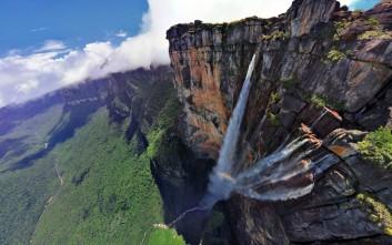 Ο ψηλότερος καταρράκτης στον κόσμο