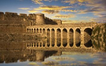 Τα πιο εντυπωσιακά κάστρα της Ελλάδας