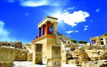 Η Κνωσός κορυφαία αρχαία πόλη του κόσμου