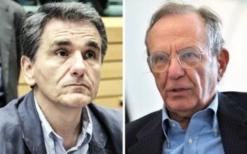 Συμφώνησαν κατά της λιτότητας Τσακαλώτος και Πάντοαν