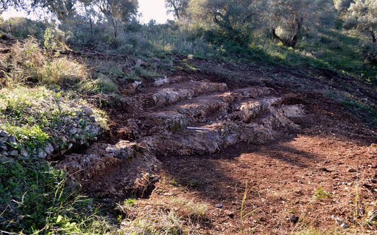 Βρέθηκε αρχαίο θέατρο στη Λευκάδα