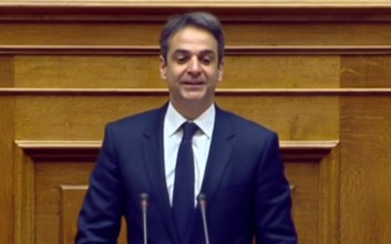Μητσοτάκης: Ο ΣΥΡΙΖΑ είναι μέρος του προβλήματος και δεν είναι μέρος της λύσης