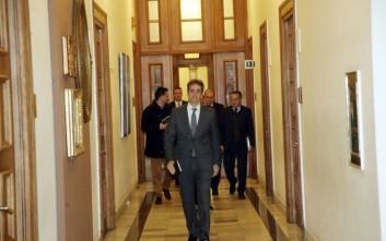 Συνάντηση με τον πρόεδρο της ΕΤΕπ είχε ο Μητσοτάκης