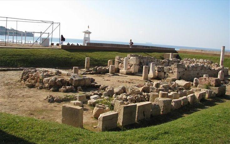 Σε επισκέψιμο αρχαιολογικό χώρο θα μετατραπεί ο ναός του Απόλλωνα Ζωστήρα