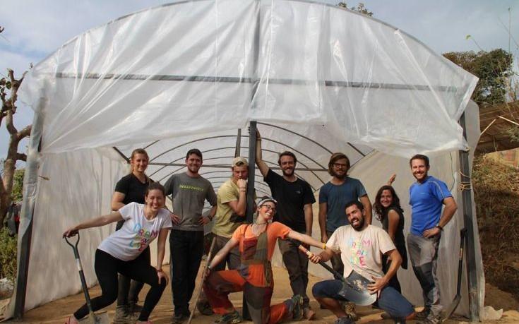 Το πρότζεκτ ενός ζευγαριού Ελλήνων σε χωριό του Νεπάλ