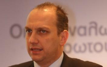 Ο Γιάννης Οικονόμου νέος γραμματέας στρατηγικού σχεδιασμού της ΝΔ