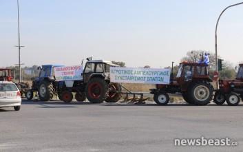 Και οινοπαραγωγοί στη Βάρης Κορωπίου μαζί με τους αγρότες