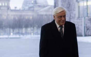 Παυλόπουλος: Οι εταίροι να εκπληρώσουν τις υποχρεώσεις τους για χρέος και ομόλογα