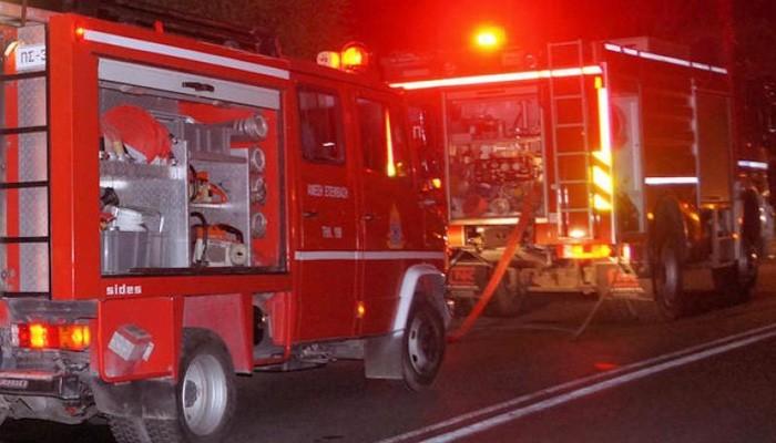 Πυρκαγιά σε διαμέρισμα στη Νέα Σμύρνη